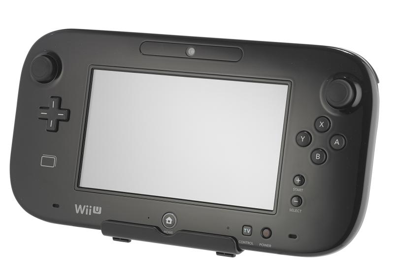 Download Free png Nintendo Wii U GamePad.