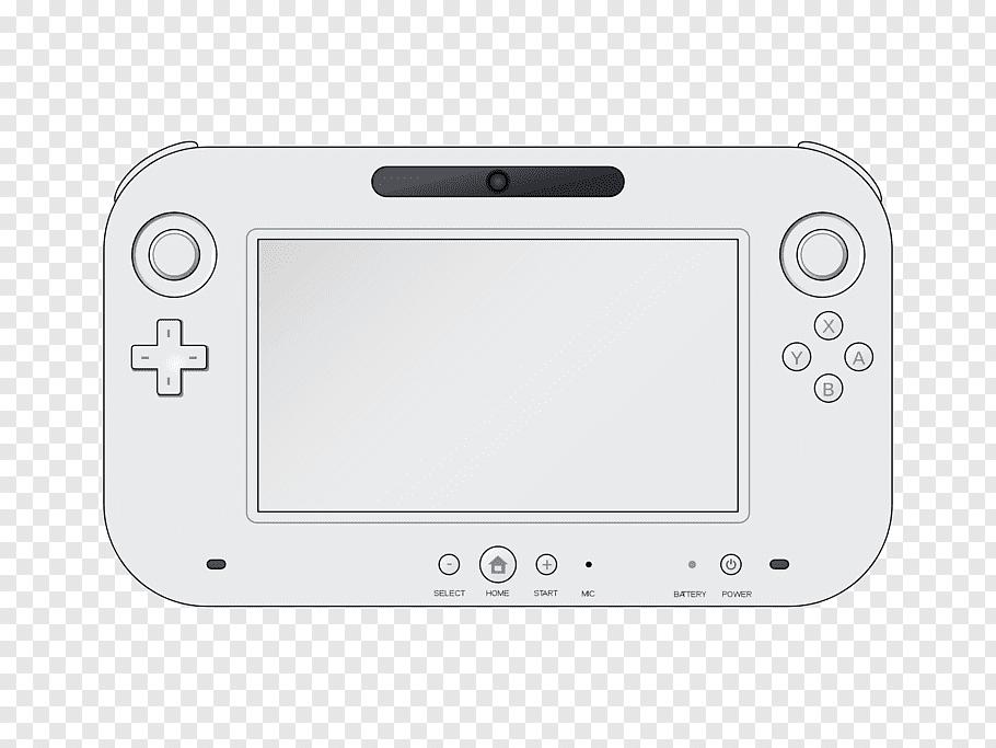 Wii U GamePad Video Game Consoles PlayStation, nintendo free.