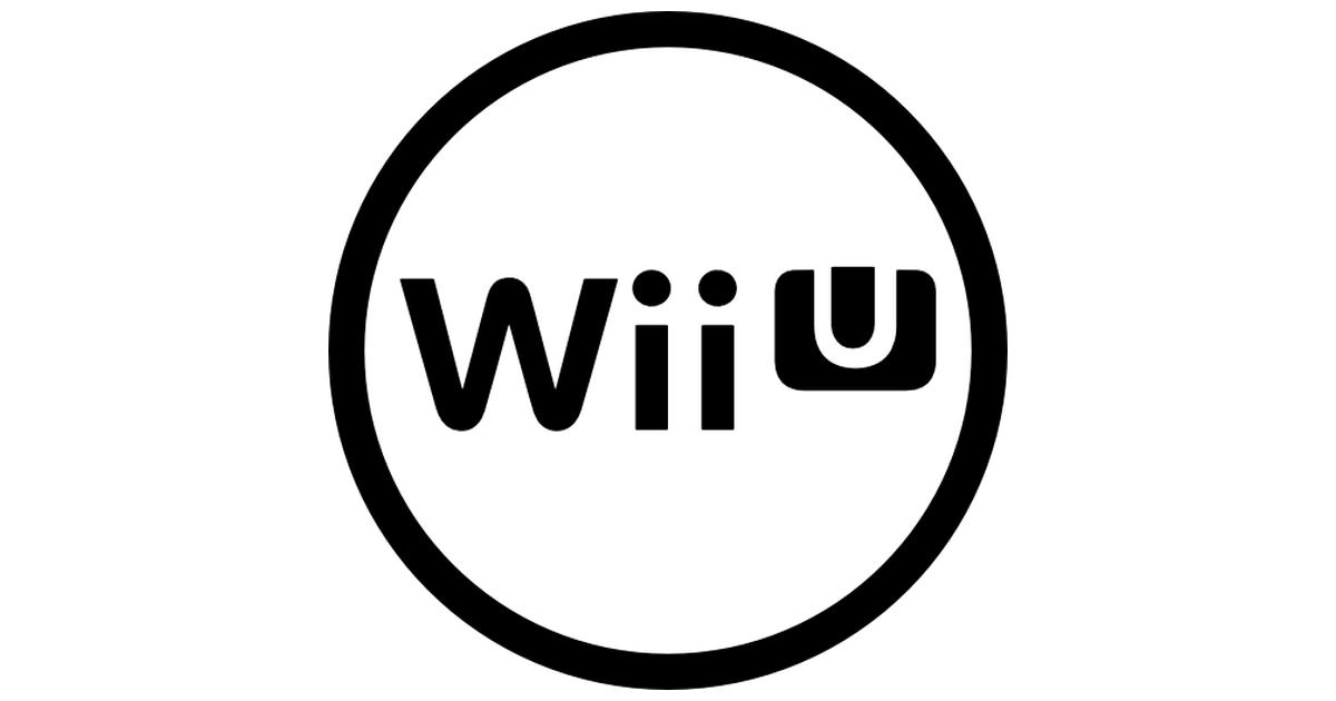 Wii u logo.