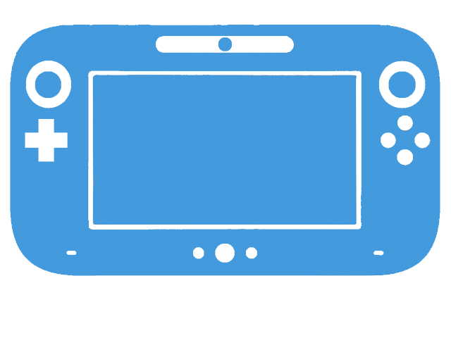 Wii U Icon Png #246618.