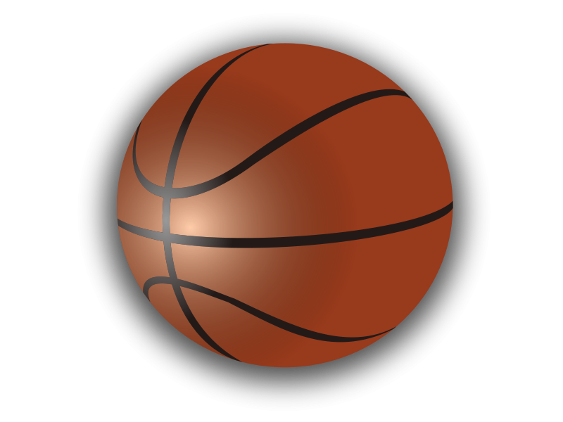 Basketball clip art free red basketball wikiclipart.