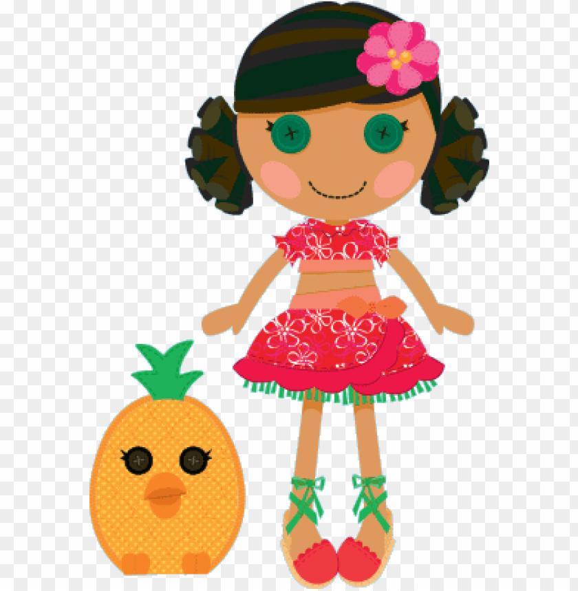 Download lalaloopsy mango tiki wiki clipart png photo.