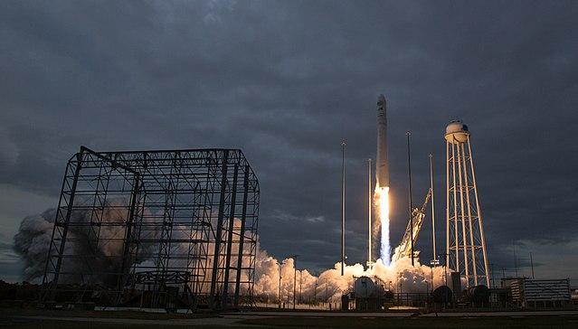 Cygnus CRS OA.