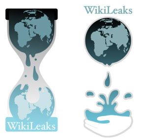 WikiLeaks Logo Designer Revealed.