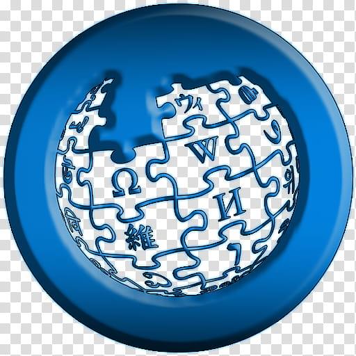 Icon Relieve Azul, wikipedia.