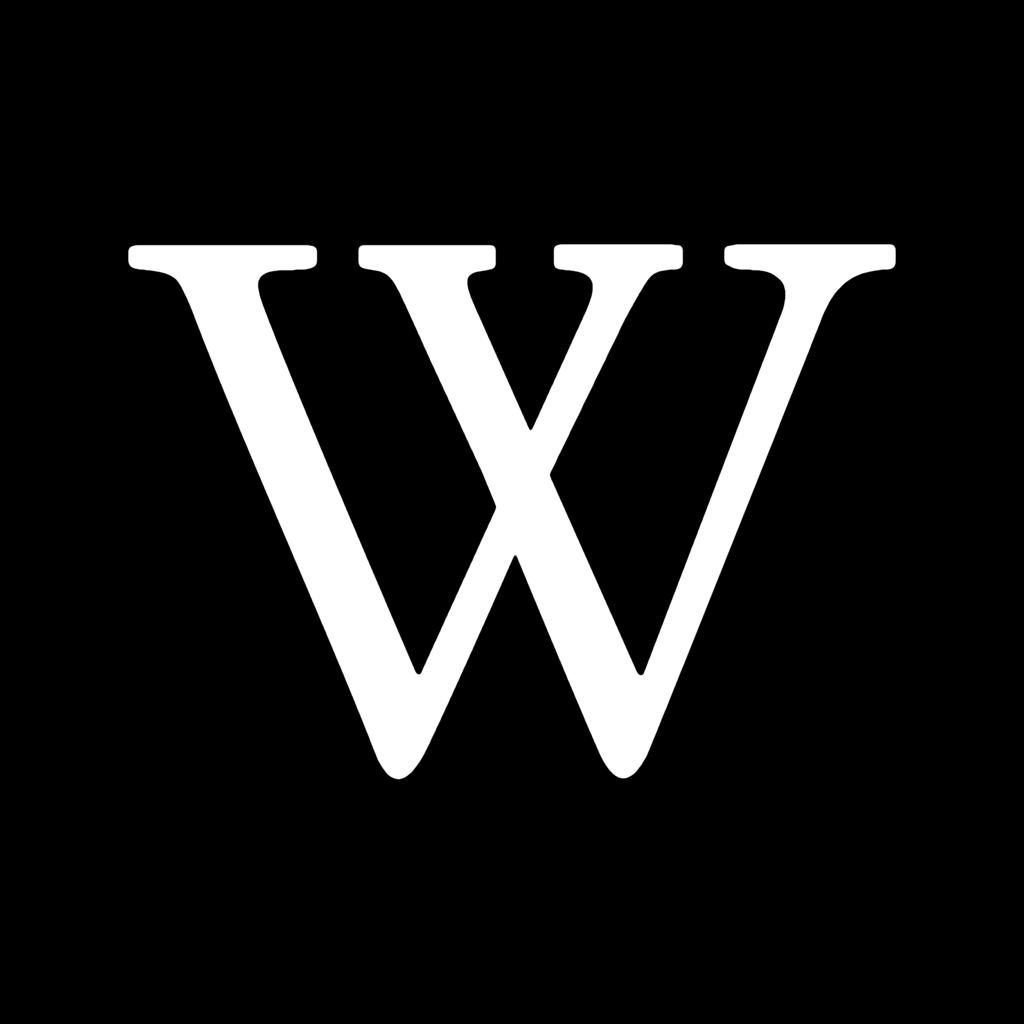 Wikipedia Icon.