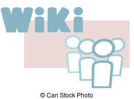 Wikis Vector Clip Art EPS Images. 93 Wikis clipart vector.