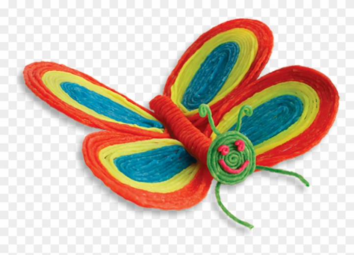 Butterfly Crafts For Kids.