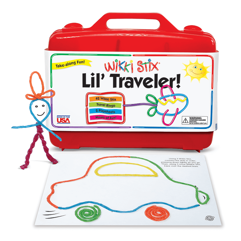 Lil\' Traveler.