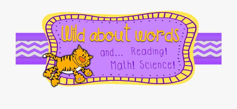 Wild About Learning Clipart.