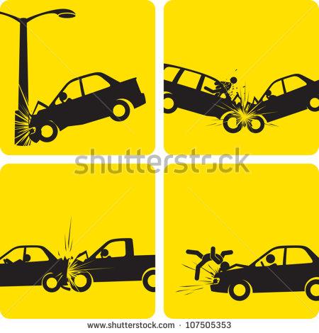 Car Accident Stock Photos, Royalty.