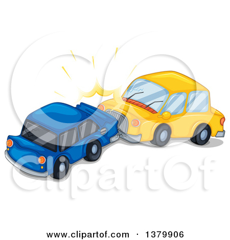 Cartoon of a Boy and Girl in a Convertible Car.