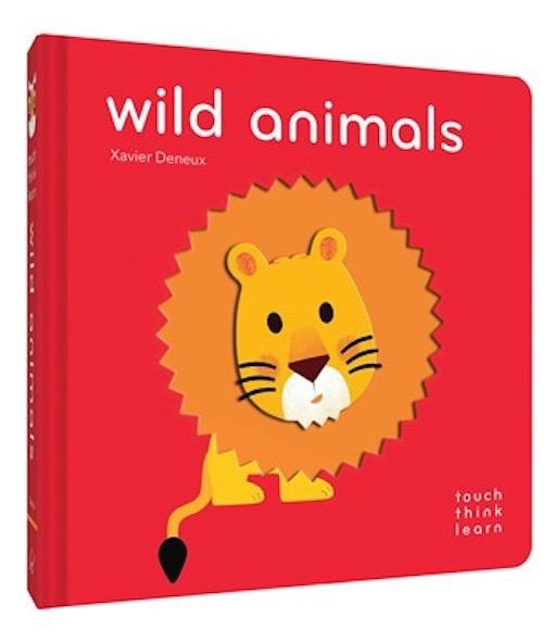 TOUCH THINK LEARN WILD ANIMALS.