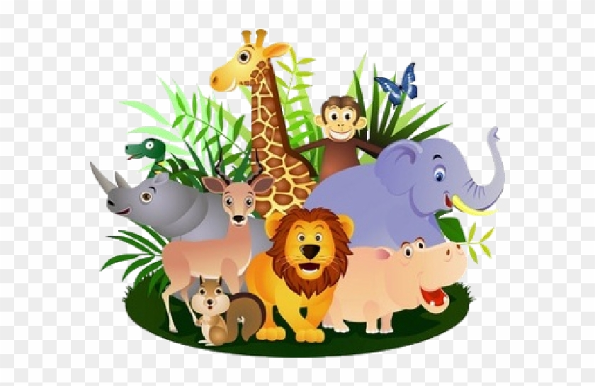 28 Collection Of Wild Animals Clipart Png.