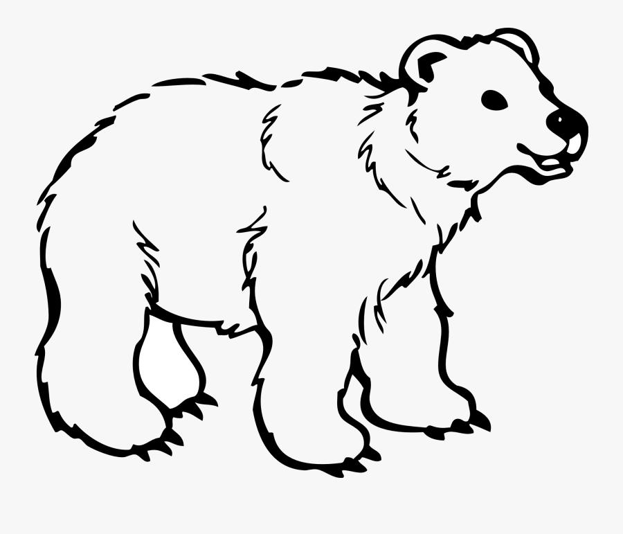 Animal Clipart Bear.