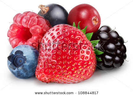 Berry Stock Images, Royalty.