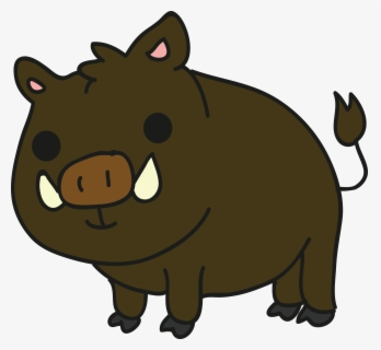 Free Boar Clip Art with No Background.