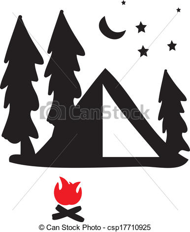 campfire clipart silhouette 20 free Cliparts | Download ...