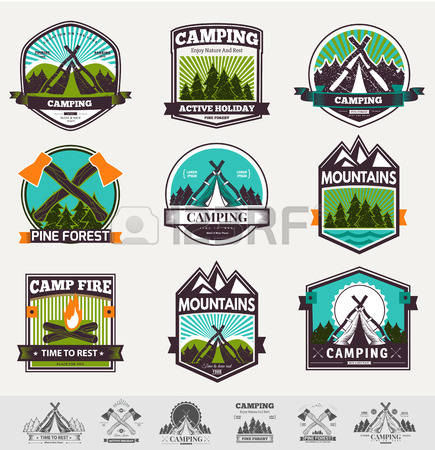 3,533 Wild Camp Stock Vector Illustration And Royalty Free Wild.