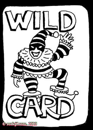 Wild card clipart 3 » Clipart Portal.