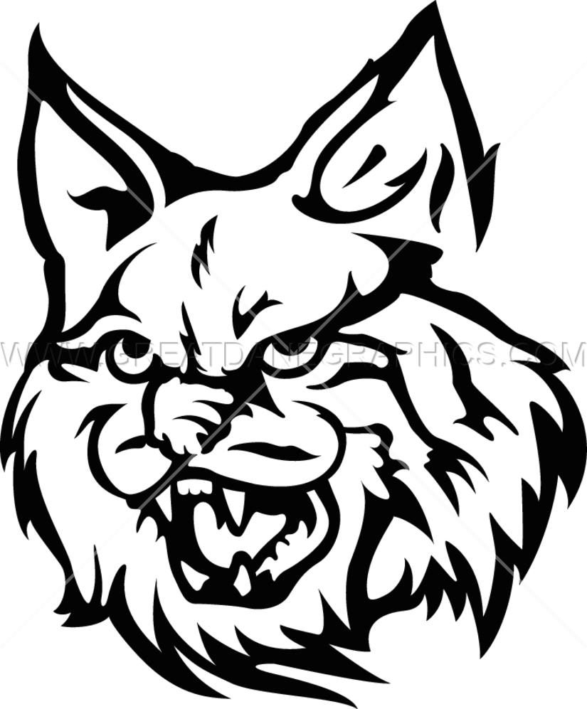 Wildcat clipart transparent, Wildcat transparent Transparent.