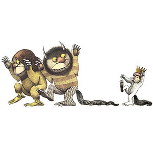 Where The Wild Things Are Characters Clip ArtFuneral Program Designs.