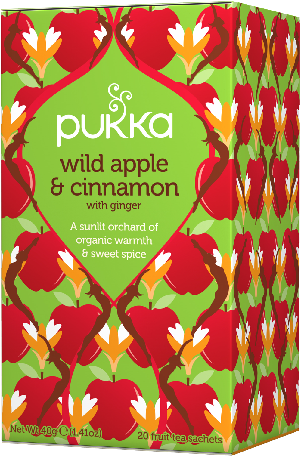 Wild Apple & Cinnamon.