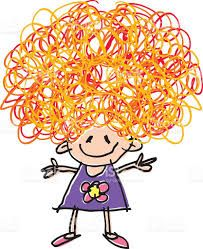 Free Crazy Hair Clipart, Download Free Cli #423568.