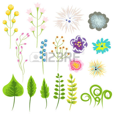 38,806 Field Flower Cliparts, Stock Vector And Royalty Free Field.