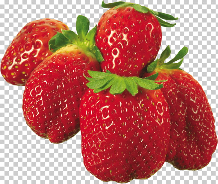 Juice Wild strawberry Fruit salad, Strawberry s PNG clipart.