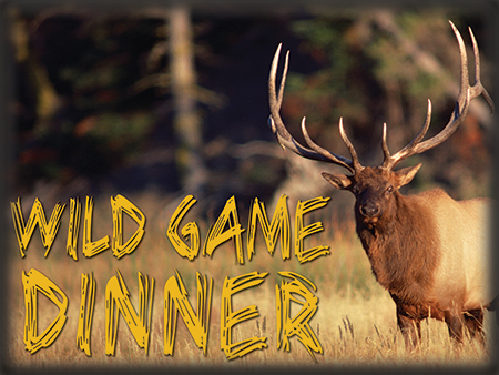 Wild Game Clipart.