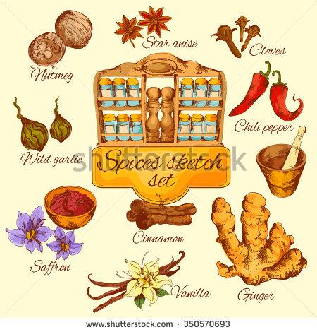 Wild Garlic Stock Vectors, Images & Vector Art.