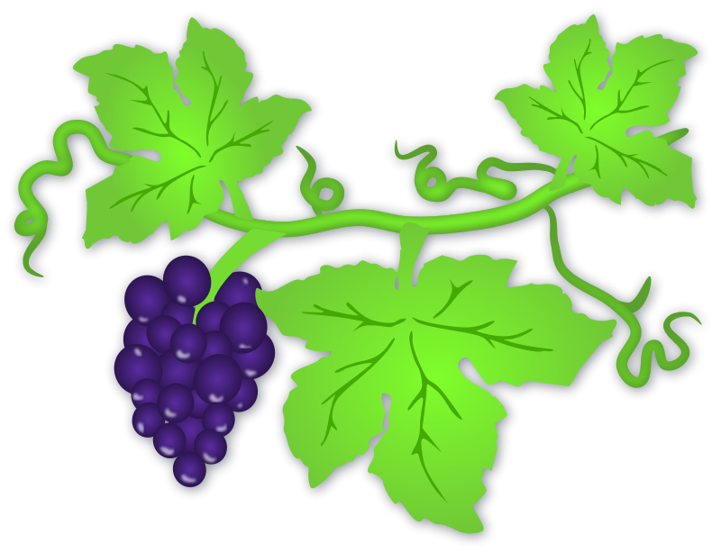Grapes Clip Art Download.