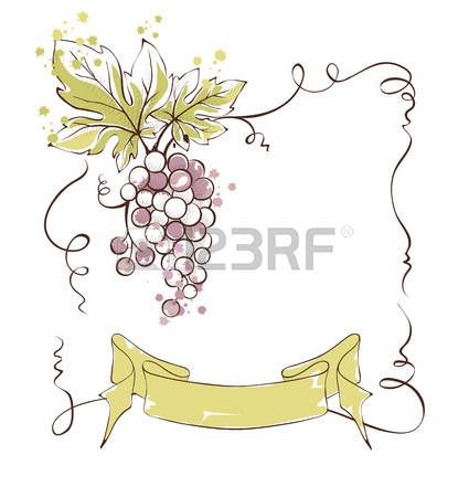 11,766 Grape Vine Stock Vector Illustration And Royalty Free Grape.