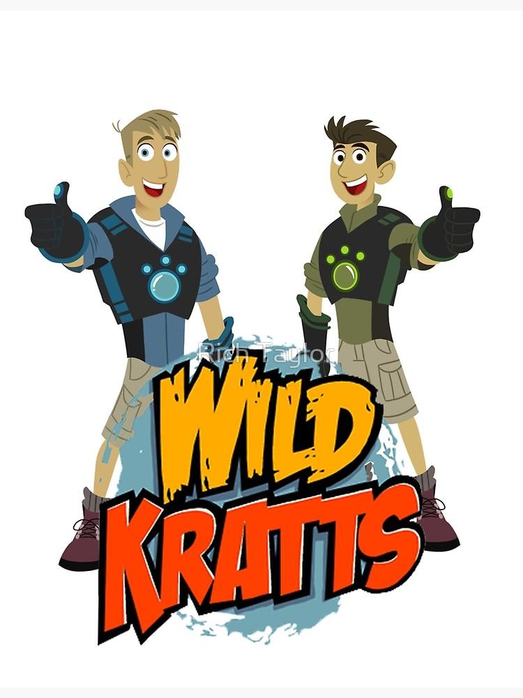 Wild Kratts Thumbs Up.