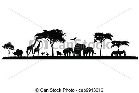 Wildlife clipart #11