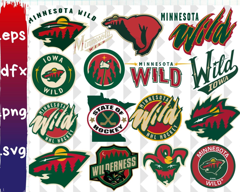 Minnesota Wild, Minnesota Wild svg, Minnesota Wild clipart.