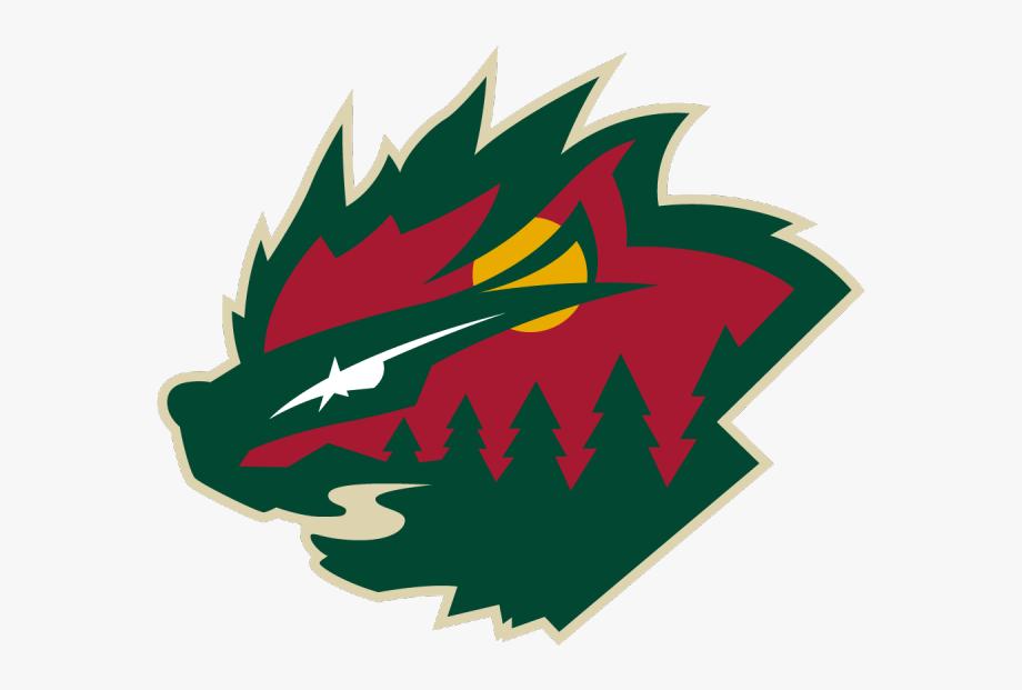Minnesota Wild Logo Clipart.