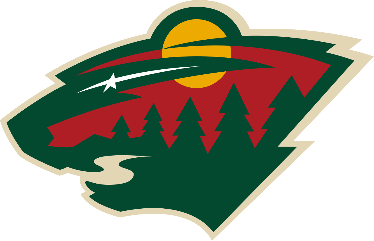 Minnesota Wild Official Logo transparent PNG.