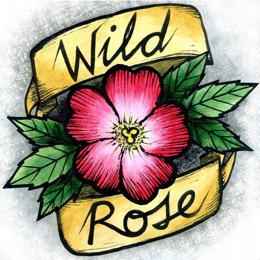 Wild Rose Herbs.