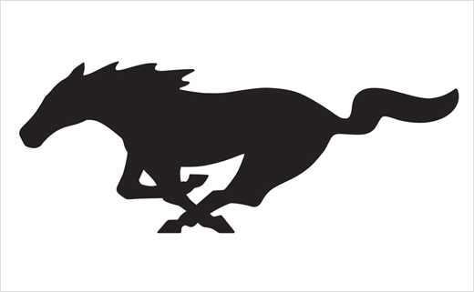 From Sketch to Production: Evolution of the Ford Mustang Logo.