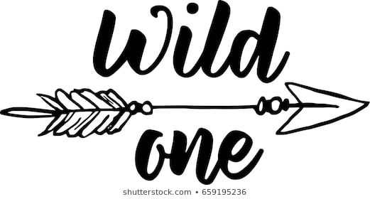 Wild One Clip Art (97+ images in Collection) Page 1.