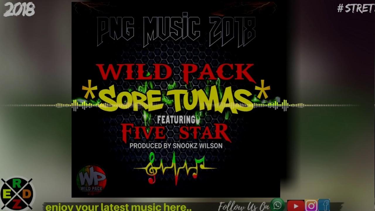 WILD PACK x 5 STAR.