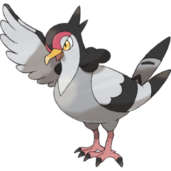 Tranquill (Pokémon).