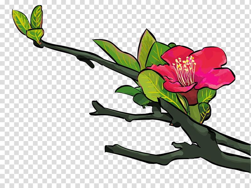 Floral Flower, Floral Design, Rhododendron, Petal, Stamen.