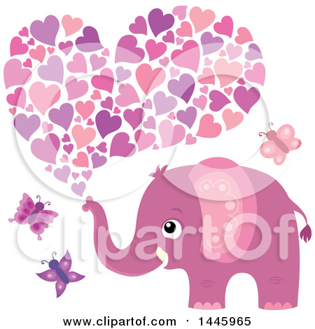 Royalty Free Stock Illustrations of Elephants by visekart Page 1.