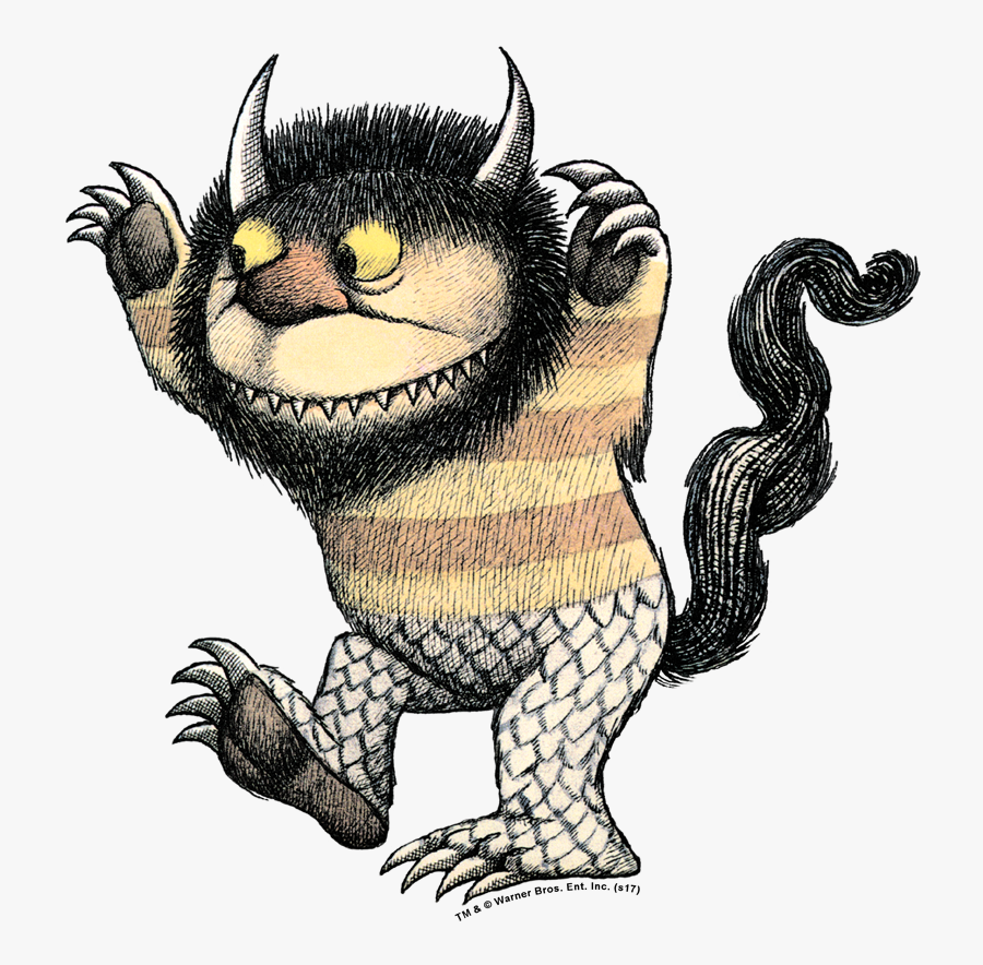 Where The Wild Things Are Png.