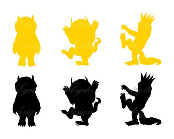 Wild things clipart » Clipart Station.
