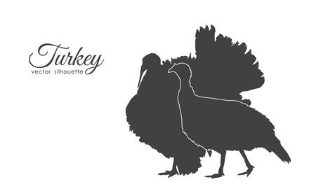 943 Wild Turkey Stock Vector Illustration And Royalty Free Wild.