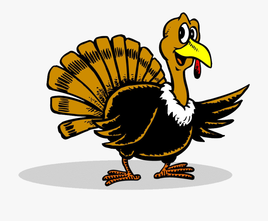 Turkey Outline Clip Art.